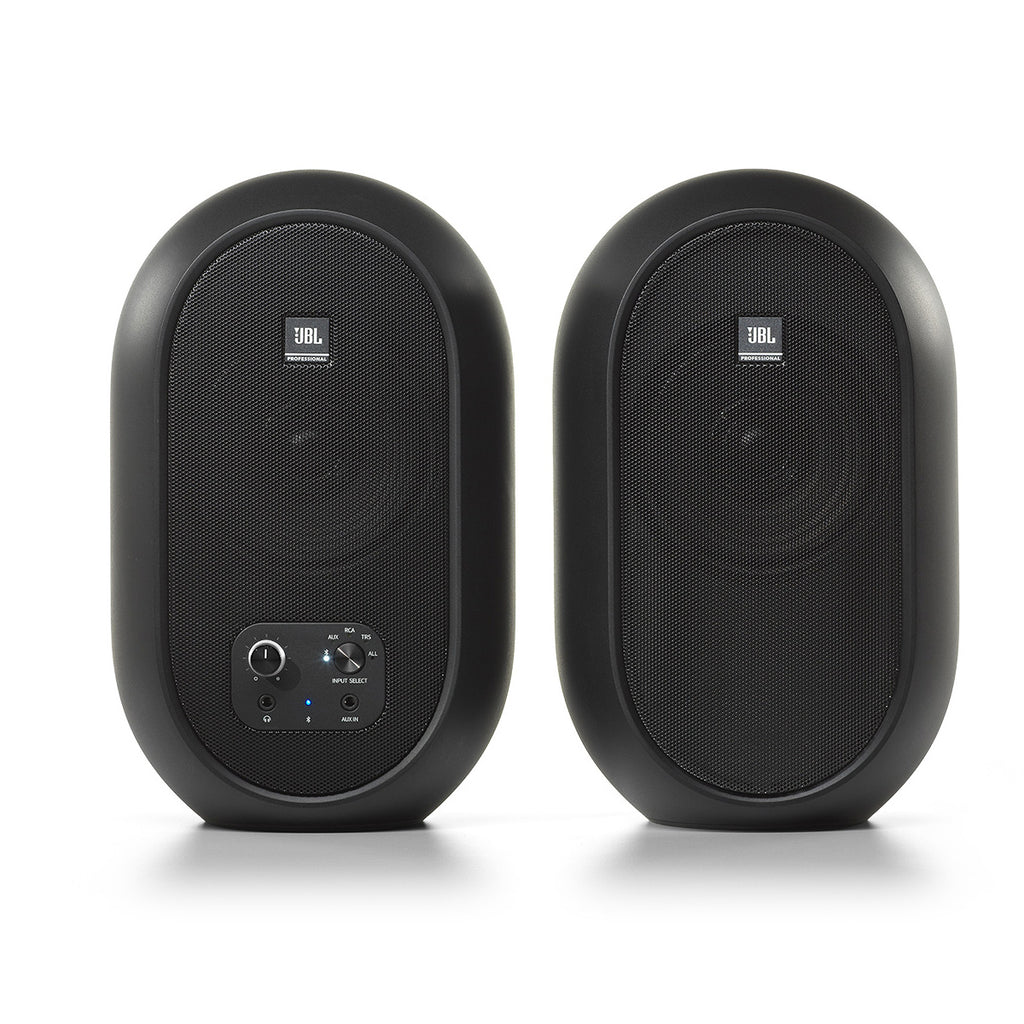JBL 1 Series 104-BT | Compact Desktop Reference Monitors with Bluetooth
