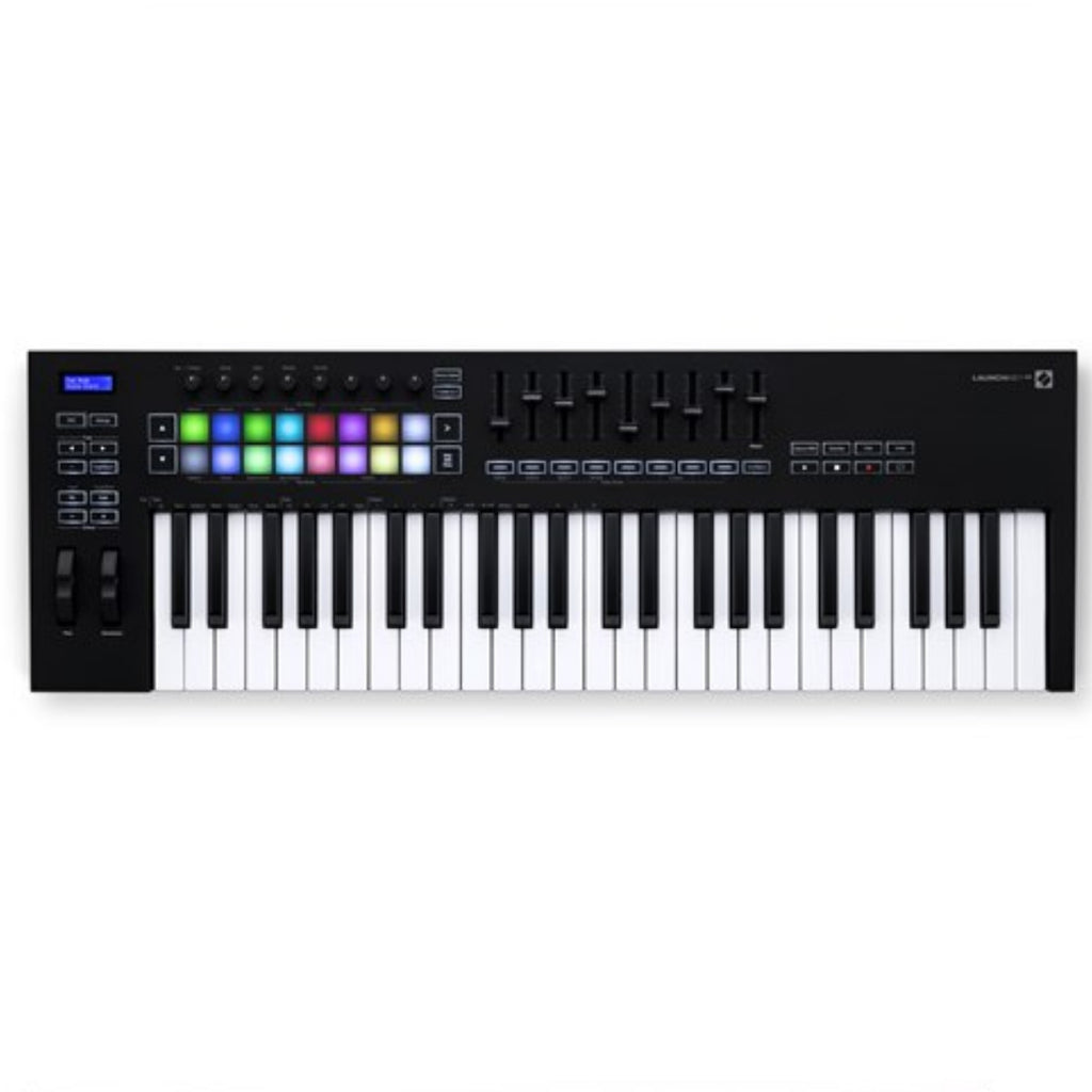 Novation Launchkey MK3 49-Key Midi Controller