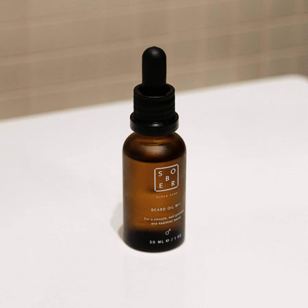 Sober Care - Beard Oil No. 1 - Bartöl - Beautyself.de