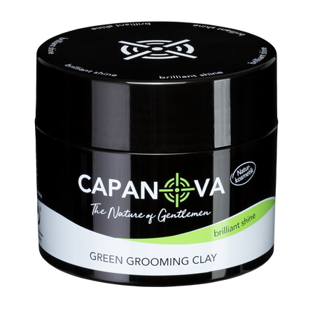 Capanova – Green Grooming Clay – Haarclay