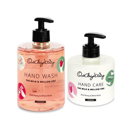 Onedaybaby Hand Wash & Hand Care - The Mild & Mellow One