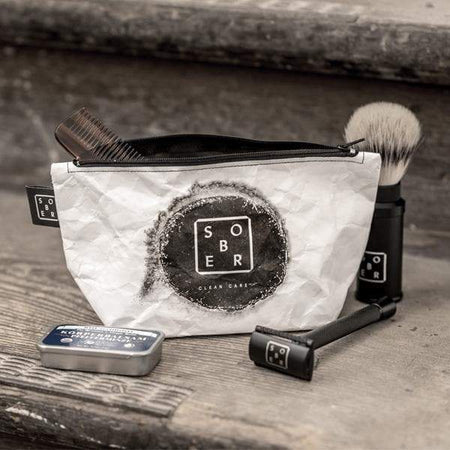 Sober Care - Travel Wash Bag (Kulturtasche) - Beautyself.de