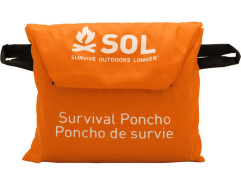 Adventure® Medical SOL® Series Survival Poncho