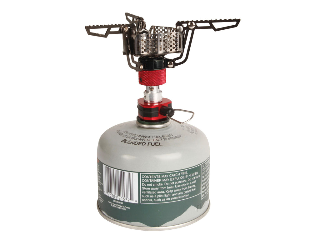 Coleman Fyrestorm Butane/Propane 1 Burner, Backpacking Stove