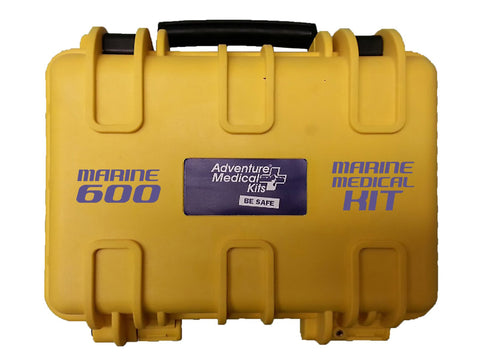 Adventure® Medical Kits - Marine 600 Medical Kit with Waterproof Case
