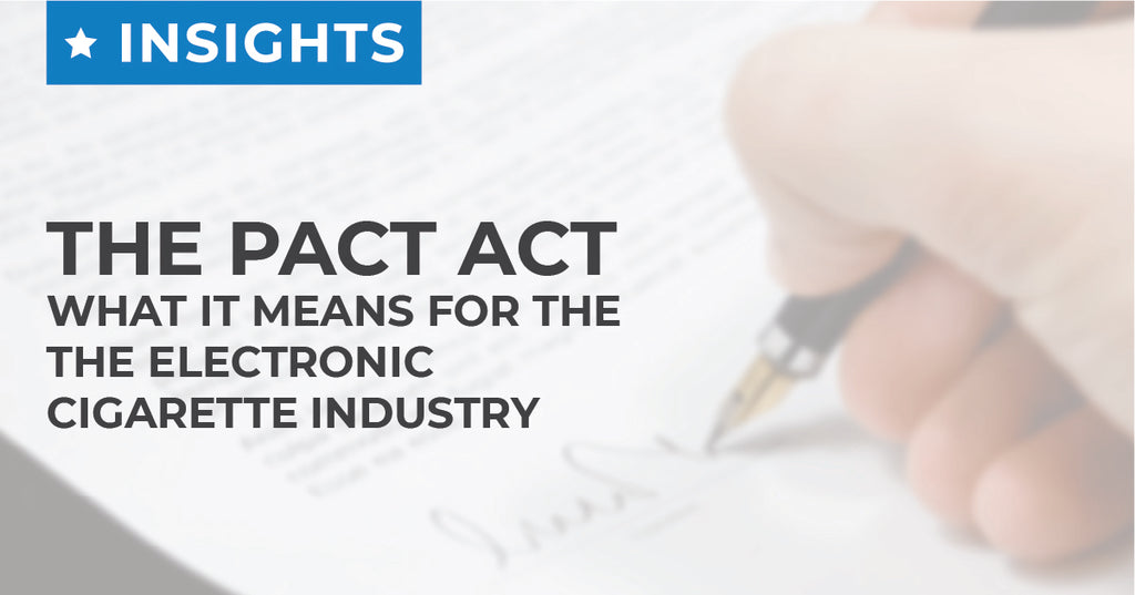 What is the PACT ACT 2021