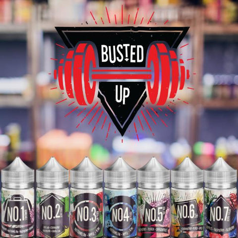 BUSTED UP E-LIQUID