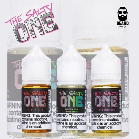THE SALTY ONE BY BEARD VAPE CO