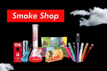 Shop our Smoke Shop Products