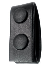 Belt Keeper, Double Snap (polymer laminate)