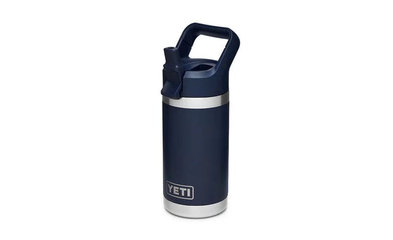 12 oz. Yeti Rambler Jr. Bottle- Navy