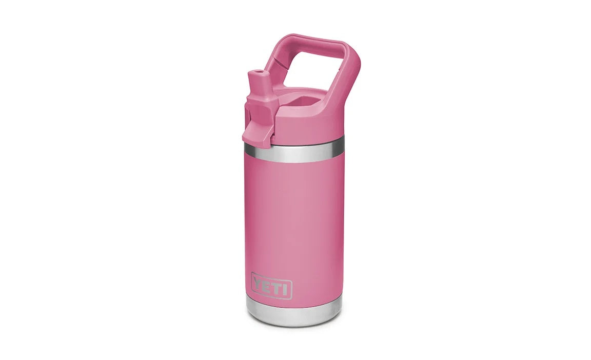 12 oz. Yeti Rambler Jr. Bottle- Harbor Pink