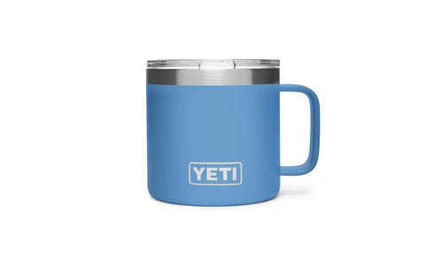 14 oz. Yeti Mug- Pacific Blue