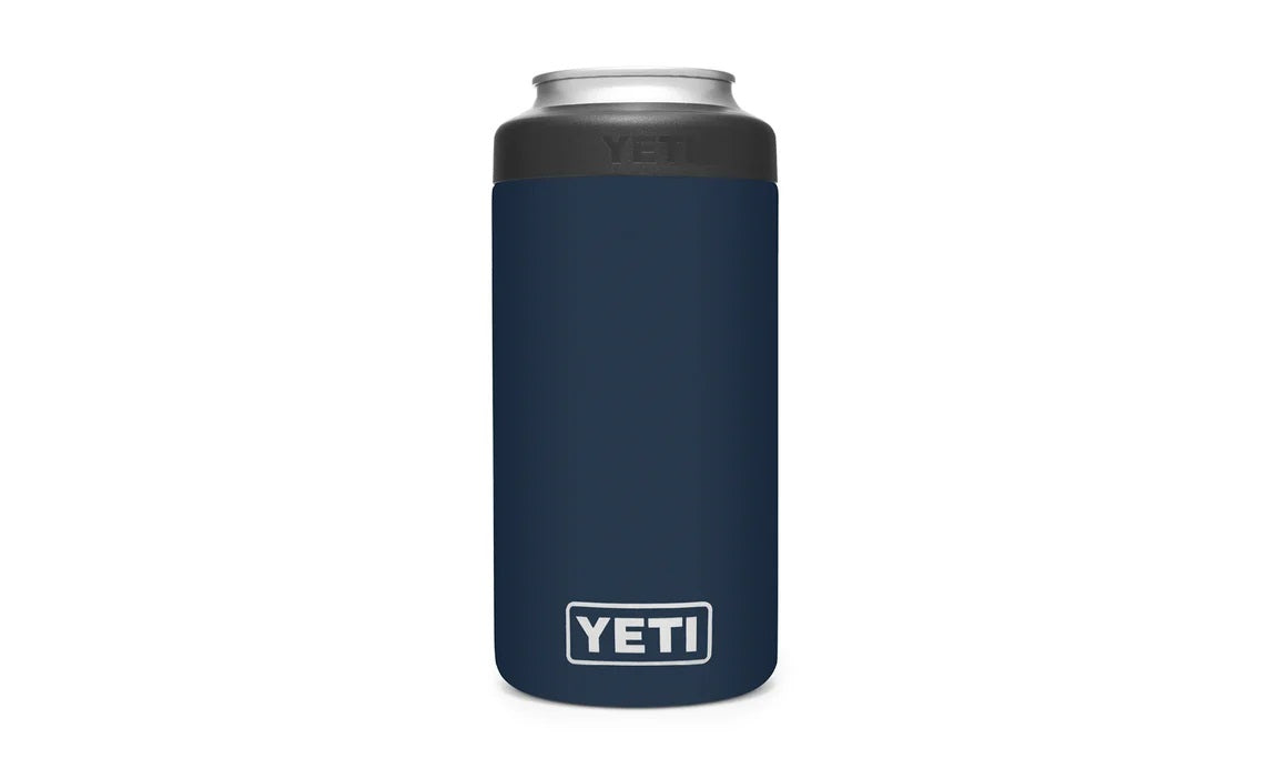16 oz. Yeti Colster Tall Can Insulator- Navy