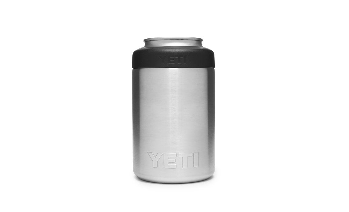 12. oz Yeti Colster- Stainless