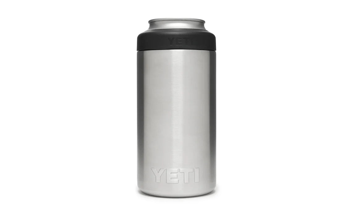 16 oz. Yeti Colster Tall Can Insulator- Stainless