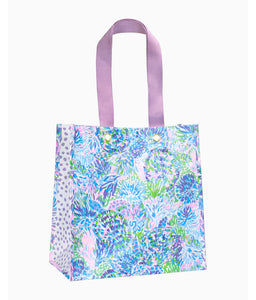 Lilly Pulitzer Market Shopper-Shell of a Party