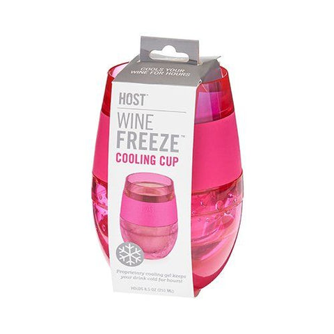 Wine Freeze- Magenta