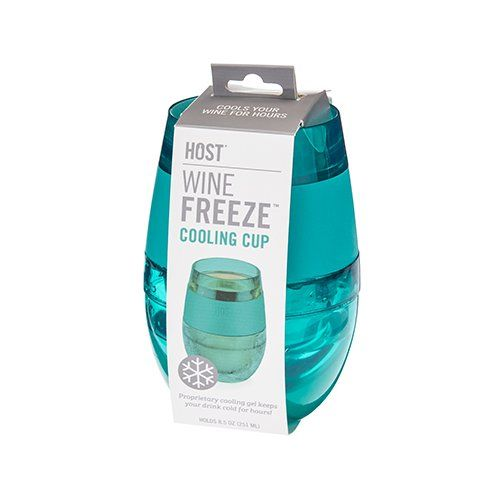 Wine Freeze Cup- Green