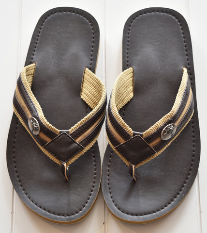 SC Leather Sandal