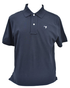 Short Sleeve SC Polo- Black