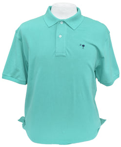 Short Sleeve SC Polo-Green