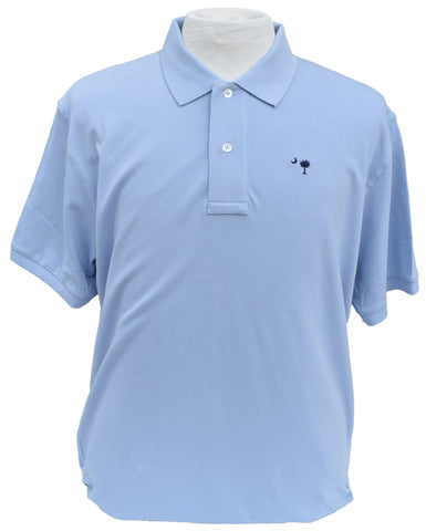 Short Sleeve SC Polo- Lilac