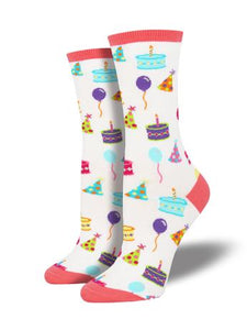 Women's Happy Birthday to You Socks