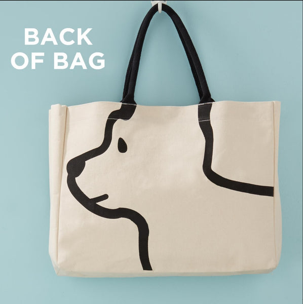 Best Friend Tote Bag
