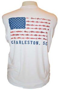 Charleston Long Sleeve Sun Shirt UPF 50+