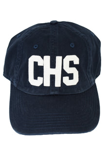 CHS Felt Hat- Navy