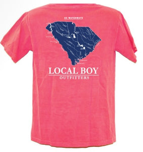 South Carolina Waterways T-Shirt