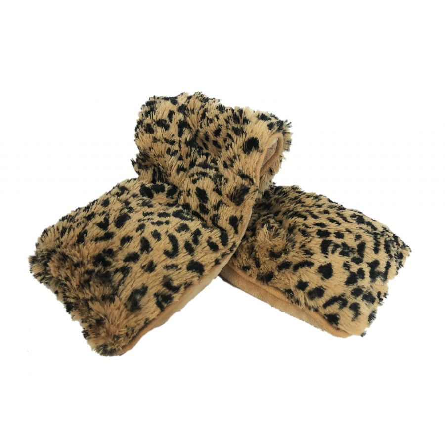 Warmies® Plush Neck Wrap Leopard
