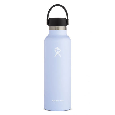 21oz.  Standard Mouth Hydroflask Bottle-Fog