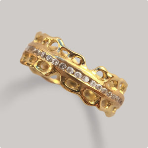 ETERNITY <br>GOLD & DIAMONDS