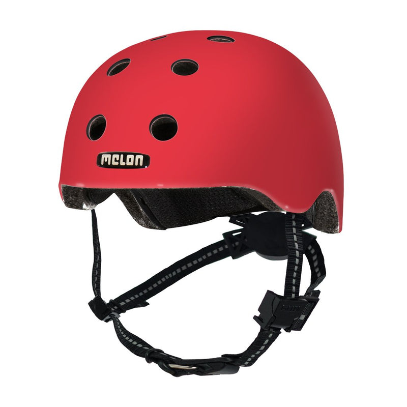 Kids Bicycle Helmet Toddler »Rainbow Red«