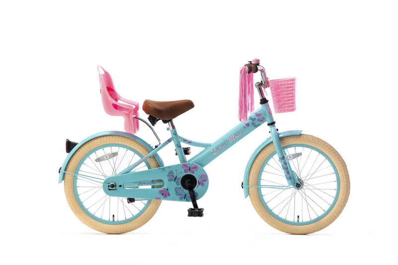 Popal Little Miss 18 Zoll Kinderrad - COZYBIKE