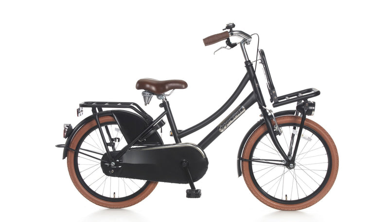 Popal Daily Dutch Basic 20 Zoll Hollandrad Kinderrad - COZYBIKE