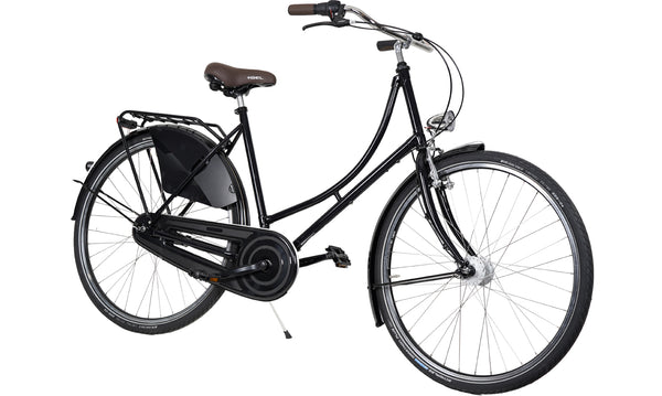 Hollandrad.me Bike 28 Zoll 3 Gang Unplattbar Hollandrad Damen/Herren