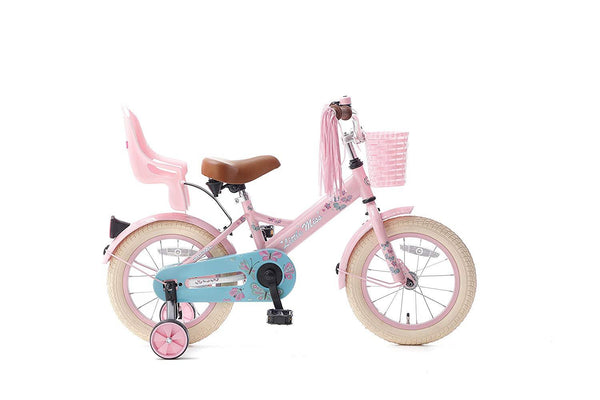 Popal Little Miss 14 Zoll Kinderrad - COZYBIKE