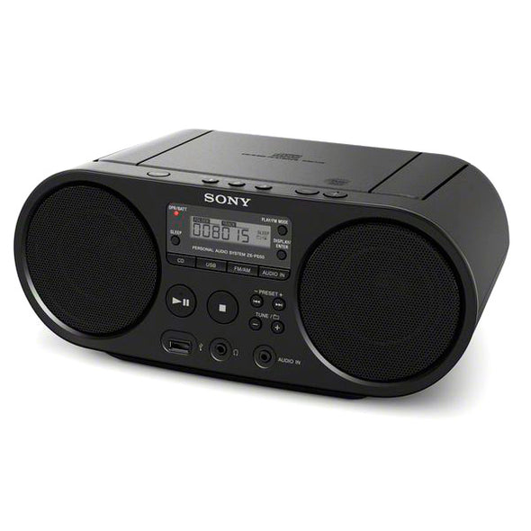 CD-radio Sony ZS-PS50 Sort