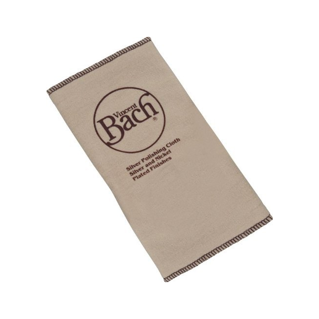 Bach 1878b Polish Cloth Bach Deluxe for Silver Plated