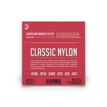 Load image into Gallery viewer, D'Addario EJ27N Student Nylon Classical Guitar Strings, Normal Tension (.028 - .043)