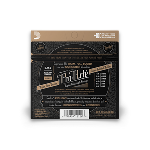D'Addario EJ45 Pro-Arte Nylon Classical Guitar Strings, Normal Tension (.028 - .043)