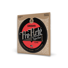 Load image into Gallery viewer, D'Addario EJ45 Pro-Arte Nylon Classical Guitar Strings, Normal Tension (.028 - .043)