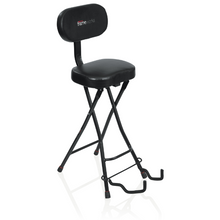 Load image into Gallery viewer, Gator Frameworks Combination Guitar Performance Seat and Single Guitar Stand