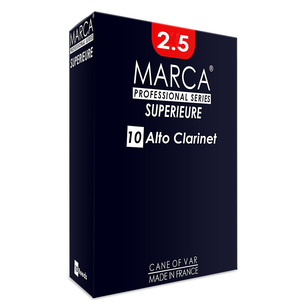 Marca Superieure Alto Clarinet Reeds