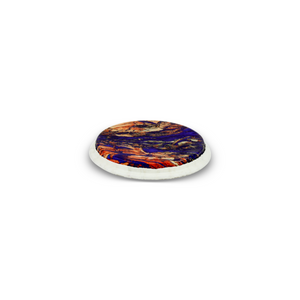 TUCKED SKYNDEEP® BONGO DRUMHEAD - MOLTEN SEA GRAPHIC