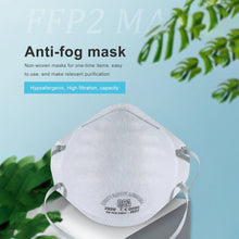 Load image into Gallery viewer, Respirator FFP2 Level Protective Mask