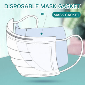 Disposable Gasket Replacement Mask Pad